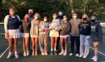 Tennis Team Beats Cleveland Heights, Retains Golden Racquet