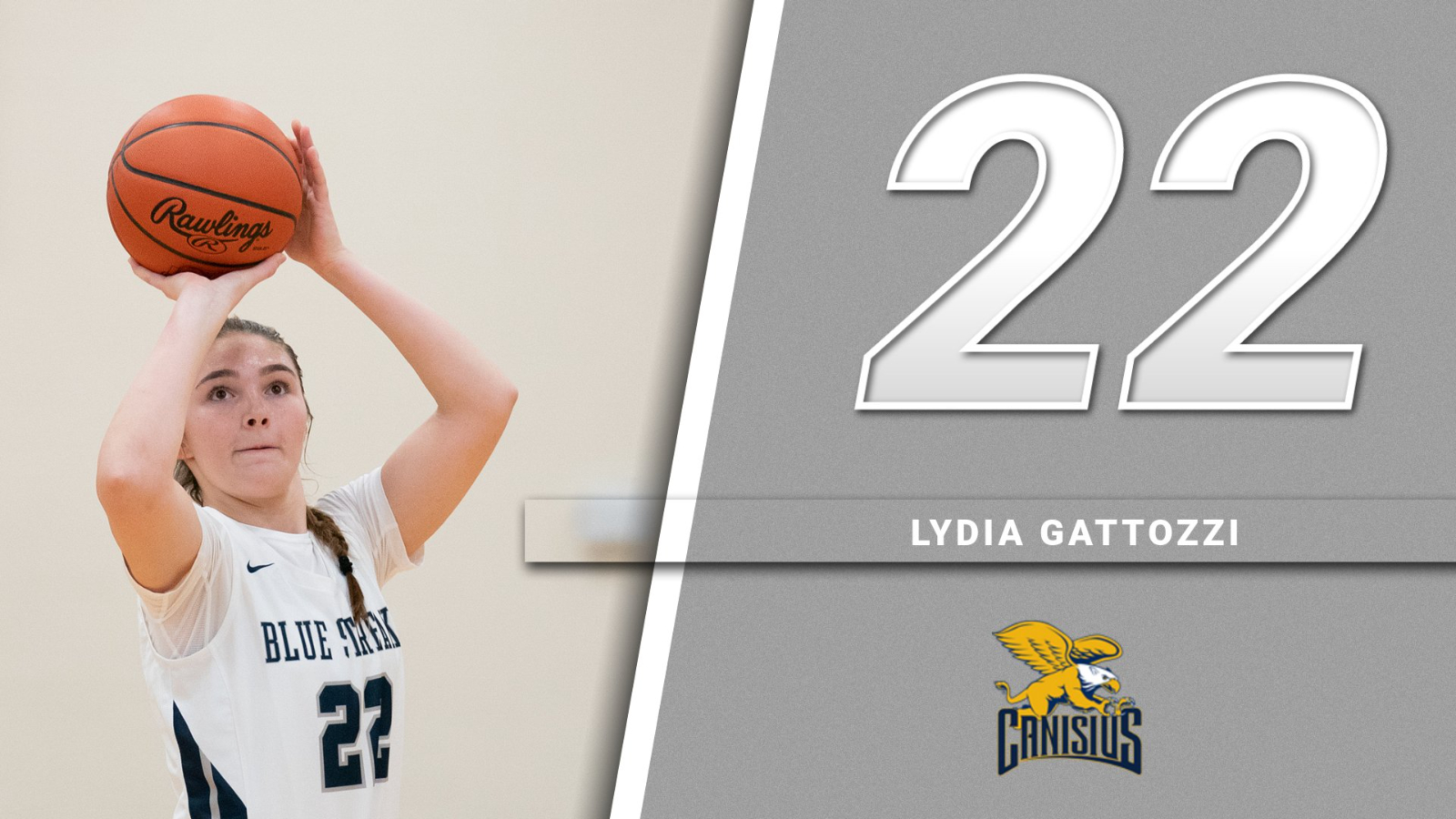 Lydia Gattozzi Commits to Canisius College