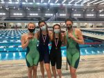 200 Free Relay Team Finishes 17th at State Meet