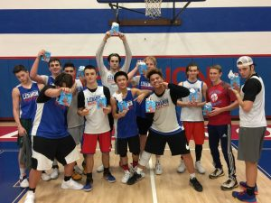Varsity Basketball – Happy Holidays