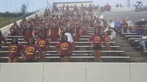 FPHS Marching Panthers