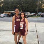 Cross Country-Stephanie Escobar Claims Region Title