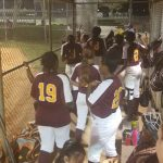 FP Softball lost in a tough game – 1st round of the region playoffs 10-9 vs Mt. Zion