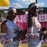 Senior Night for Softball – Joi Reid and Janya Jones