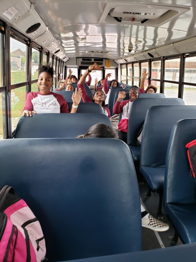 ROAD TRIP! Panther softball heading to Richmond Hill HS for the best 2 out of 3