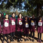 It is cold but our cross country Panthers are ready to run for a State title.