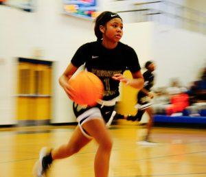 11/09 Panther Girl's Basketball