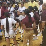 Panther Basketball and Cheer vs Morrow 11/12/19