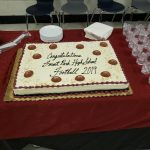 Panther fall sport banquets – PANTHER PRIDE!