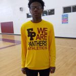 caught with our fall sports shirt on… WE ARE PANTHERS ATHLETICS!
