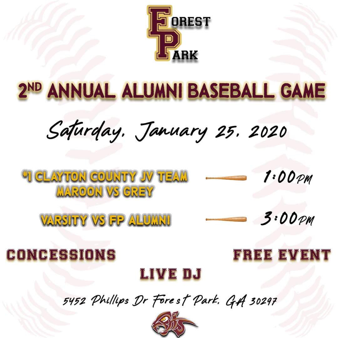 Panther Baseball Alumni Game – See you there!