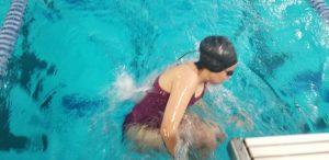 Panther Swim Action 1/22/2020