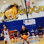 (G) Basketball Region Runner-Ups – We are PROUD of our Lady Panthers