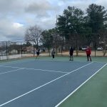 Panther Tennis is getting better each day!