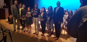 Panthers Athletes honored at Scholar Athlete Awards banquet