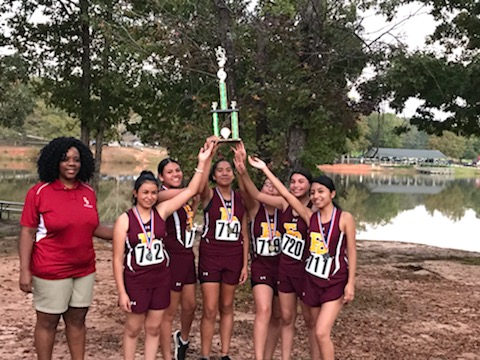 Congratulations Panther Cross Country teams