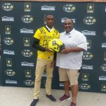 Jalen Green Army All-American Jersey Presentation