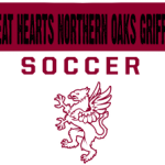 Great hearts northern oaks griffins soccer banner