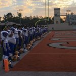 Mira Mesa High School Varsity Football beat Escondido High School 28-20
