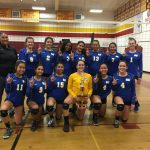 Girls Volleyball- Monte Vista Tournament CHAMPIONS!!!