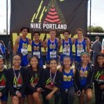 Mira Mesa Cross Country at Nike Portland XC Invite,