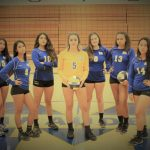 Volleyball Senior Night, Tuesday 5pm