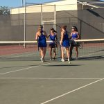 Girls Tennis Advances To CIF Semi-Finals
