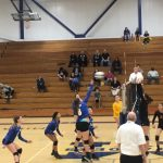 Girls Volleyball Spikes its Way to a Victory- Advance to CIF Quarterfinals