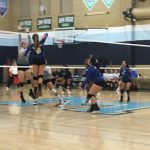 Volleyball Comes Up Short at Maranatha