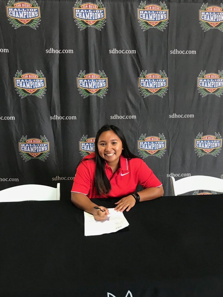 Courtney Norris Signs Letter of Intent