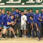 Wrestling Wins The Hilltop Dual Tournament