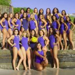 Playoff Action- Girls Water Polo