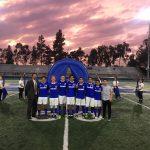 Girls and Boys Soccer Honor Their Seniors