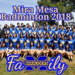 Badminton Team Photos