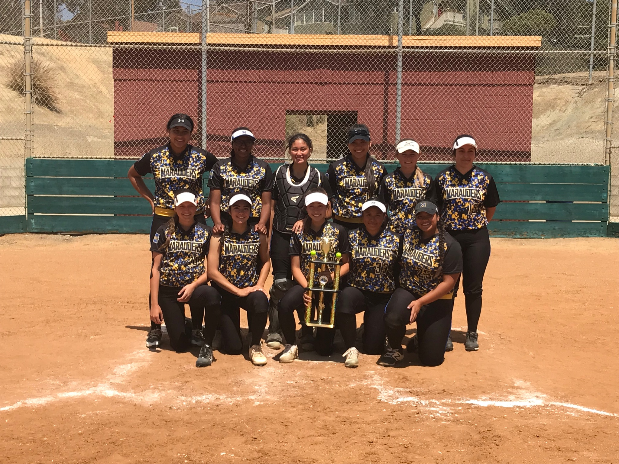 Softball- Monte Vista Tournament Champions