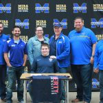 Wrestler Nick Veeder Signs College Letter of Intent