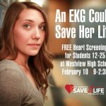 Free Heart Screenings- Save-A-Life Event