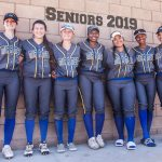 Softball Sr Day and CIF Playoffs