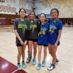 Badminton Girls Rise to the Occasion at CIF