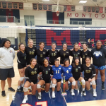 Lady Marauders take 2nd in SUHI Tournament!