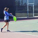 Girls Tennis Beats Serra, Improves to 11-1 on the Season