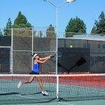 Girls Tennis Hosts Grossmont in CIF Playoffs