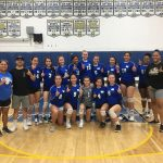 Girls Volleyball UNDEFEATED LEAGUE CHAMPIONS