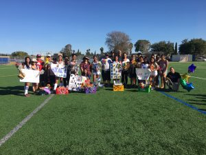 Field Hockey Sr. Day