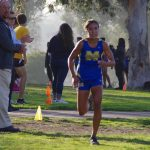 Freshmen Leads Cross Country Team in Western League Championship