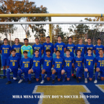 Boys Soccer Clinches League Championship
