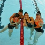 Swimmers head to district meet