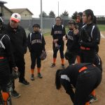 Young Lady Bulldogs take the field