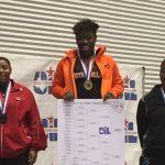 Kymberly Jackson wins state title!