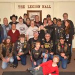 See the American Legion Riders at Car Show May 2